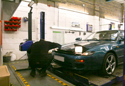 JWR Vehicle Services Ltd - MOT Repairs Servicing